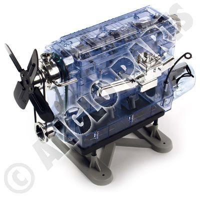 ENGINE 4 CYLINDER WORKING MODEL 1
