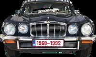 Jaguar XJ6-12 / Daimler Sovereign, D6 1968-'92