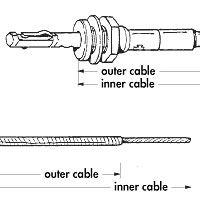 CHOKE CABLE / T23 2