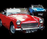 Austin-Healey Sprite 1964-80