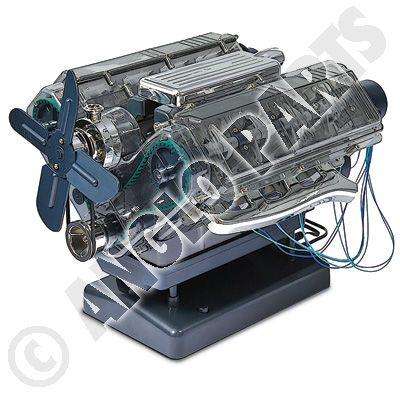 ENGINE V8 WORKING MODEL 1