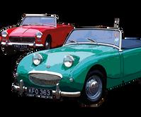 Austin-Healey Sprite 1958-1964