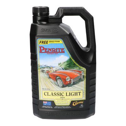PENRITE CLASSIC LIGHT 20W60 (5L) 1