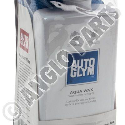 AUTO GLYM AQUA WAX KIT 2