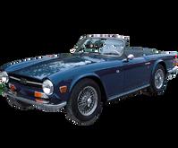 Triumph TR5-250-6 1967-'76