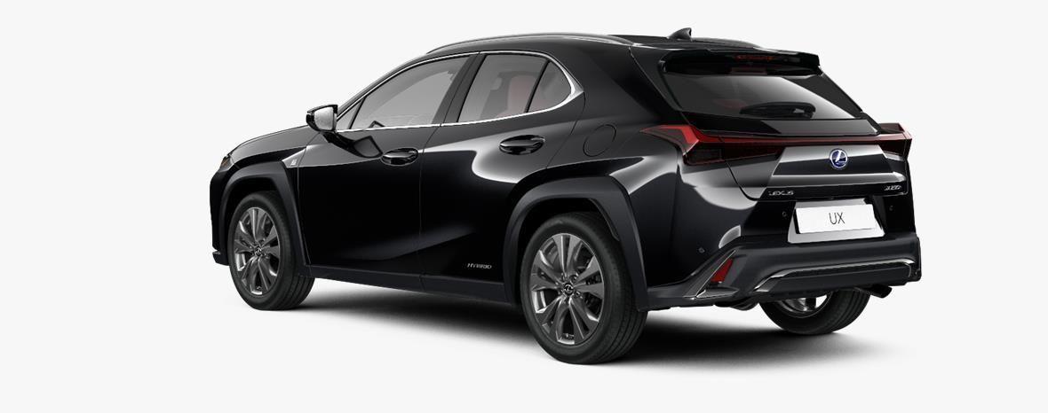 Demo Lexus Ux Crossover 2.0L HEV E-CVT 2WD Explore Lin 223 - GRAPHITE BLACK 4