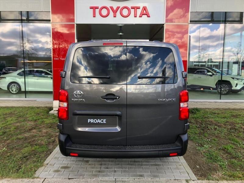 Nieuw Toyota Proace Double Cab LONG 2.0L Diesel 120hp AT Com EVL - DARK GRAY METALLIC 9