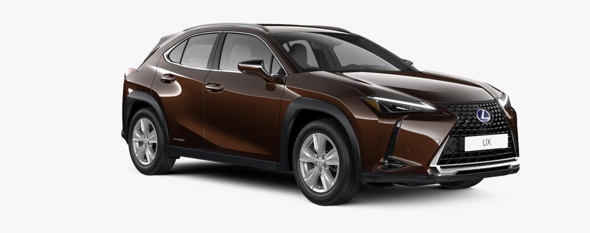 Demo Lexus Ux Crossover 2.0L HEV E-CVT 2WD Business Li 4X2 - Amber 4