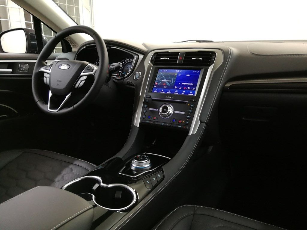"Demo Ford Mondeo Vignale 2.0 Ecoblue 190ps / 139kW A8 Cl RJ2 - ""Blue Panther Vignale"" speciale metaalkleur 15"