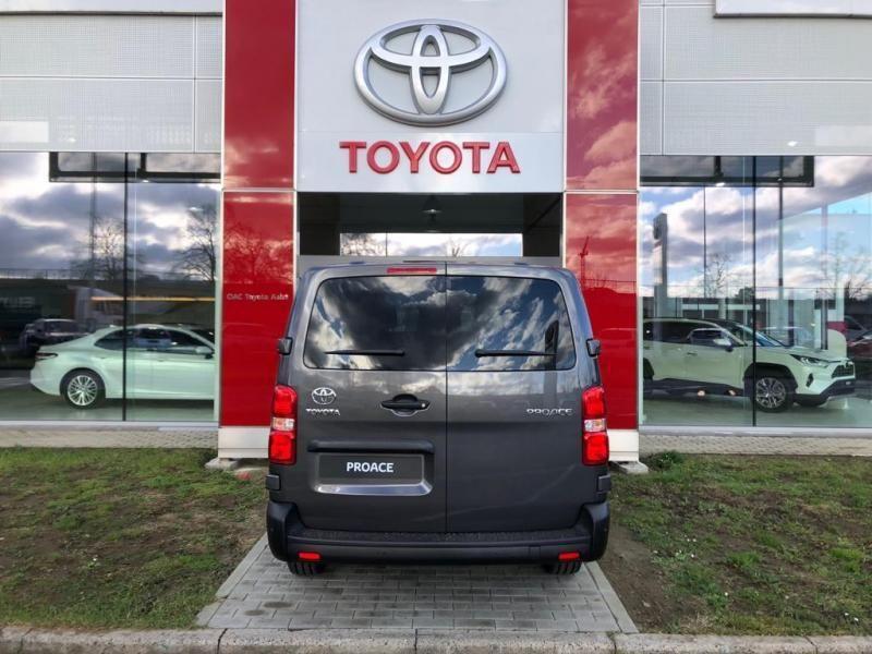 Nieuw Toyota Proace Double Cab LONG 2.0L Diesel 120hp AT Com EVL - DARK GRAY METALLIC 10