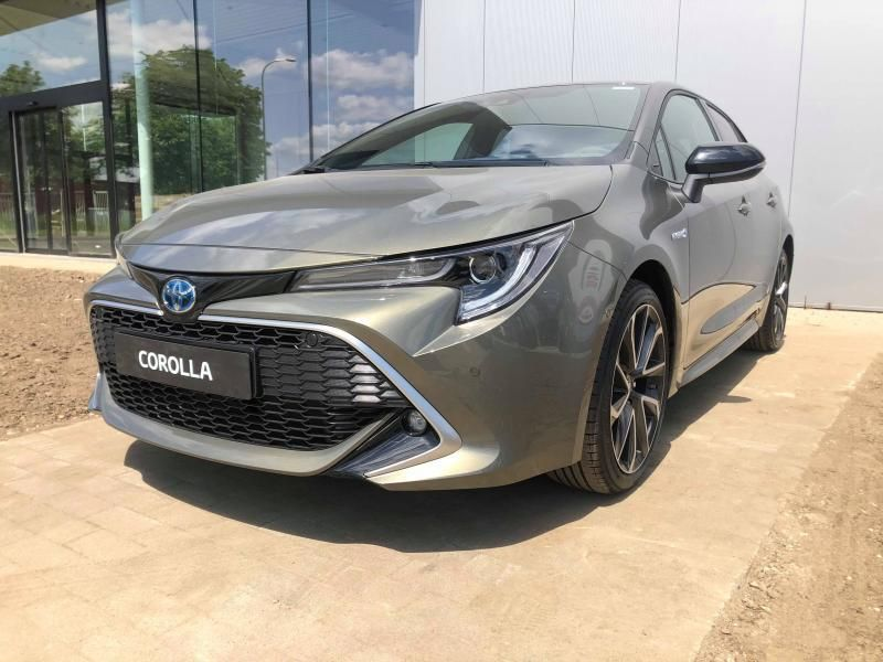 Nieuw Toyota Corolla hb & ts Hatchback 2.0 HYBRID e-CVT Premium LHD 2RF - OXIDE BRONZE/BLACK ROOF 1