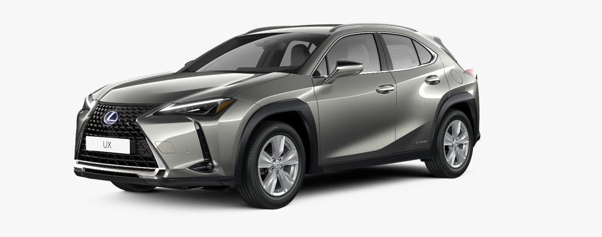 Demo Lexus Ux Crossover 2.0L HEV E-CVT 2WD Business Li 1J7 - Sonic Titanium 1