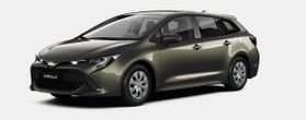 Nieuw Toyota Corolla hb & ts Touring Sports 2.0 e-CVT Hybrid CVT Prem 6X1 - OXIDE BRONZE METALLIC