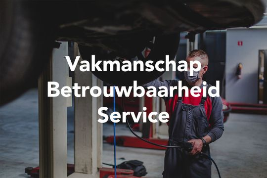 Complete wagenmobiliteit en service