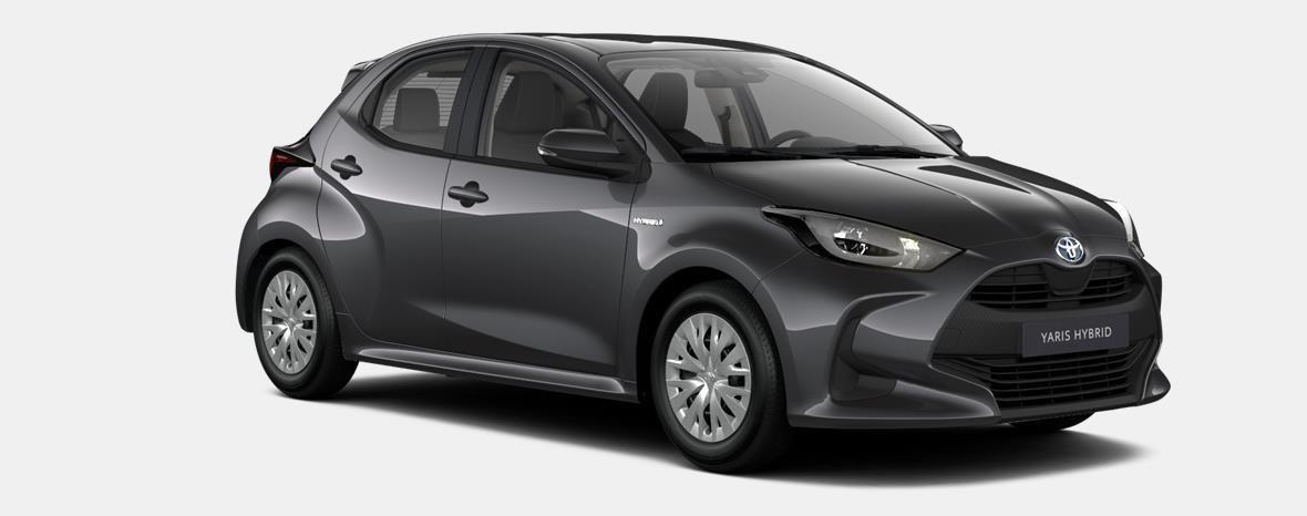 Nieuw Toyota Yaris 5 d. 1.5 Hybrid e-CVT Dynamic LHD 1G3 - DARK GREY METALLIC 3