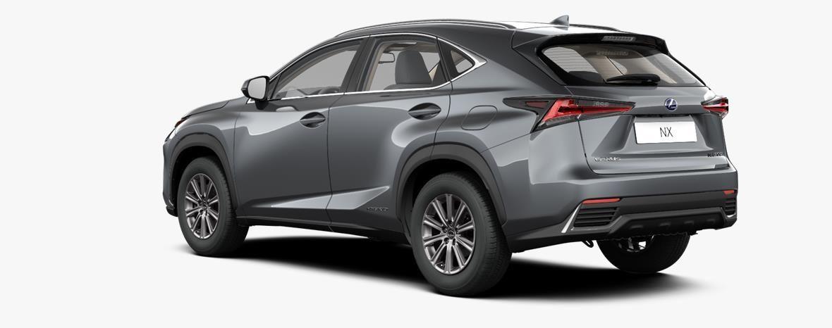 Nieuw Lexus Nx Crossover 300h AWD - E-CVT Business Line 1H9 - Mercury Grey 3