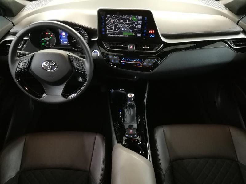 Occasie Toyota Toyota c-hr 5 d. 1.8 CVT HSD TC C-HIC LHD 1K0 - METAL STREAM 6