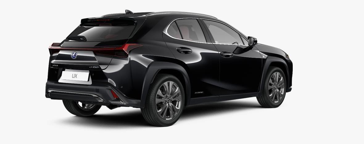 Demo Lexus Ux Crossover 2.0L HEV E-CVT 2WD Explore Lin 223 - GRAPHITE BLACK 3