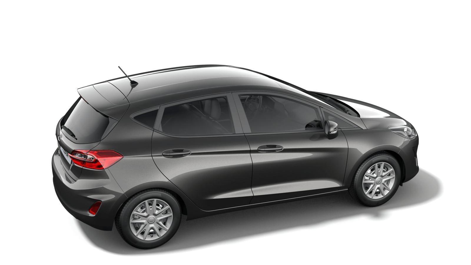 Nieuw Ford Fiesta van b479 Trend 1.1 Ti-VCT 75pk/ch (63KW) M5 Euro 6d A5B - Magnetic 2
