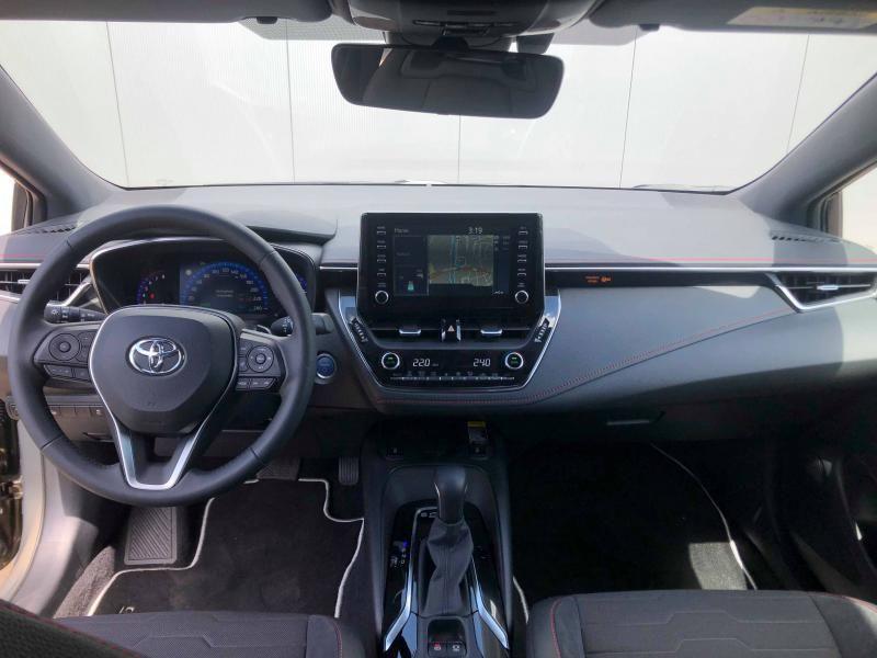 Nieuw Toyota Corolla hb & ts Hatchback 2.0 HYBRID e-CVT Premium LHD 2RF - OXIDE BRONZE/BLACK ROOF 3
