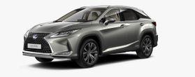 Demo Lexus Rx SUV MWB 450h AWD - E-CVT Executive Line 1J7 - Sonic Titanium