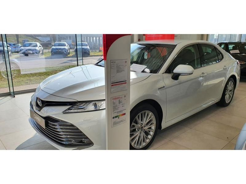 Nieuw Toyota Camry Sedan 2.5 Hybrid e-CVT Premium LHD 089 - WHITE PEARL MC 4