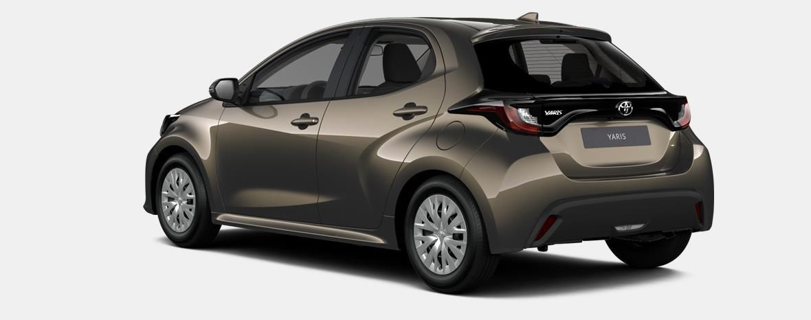 Nieuw Toyota Yaris 5 d. 1.5 Hybrid e-CVT Iconic LHD 6X1 - OXIDE BRONZE METALLIC 3
