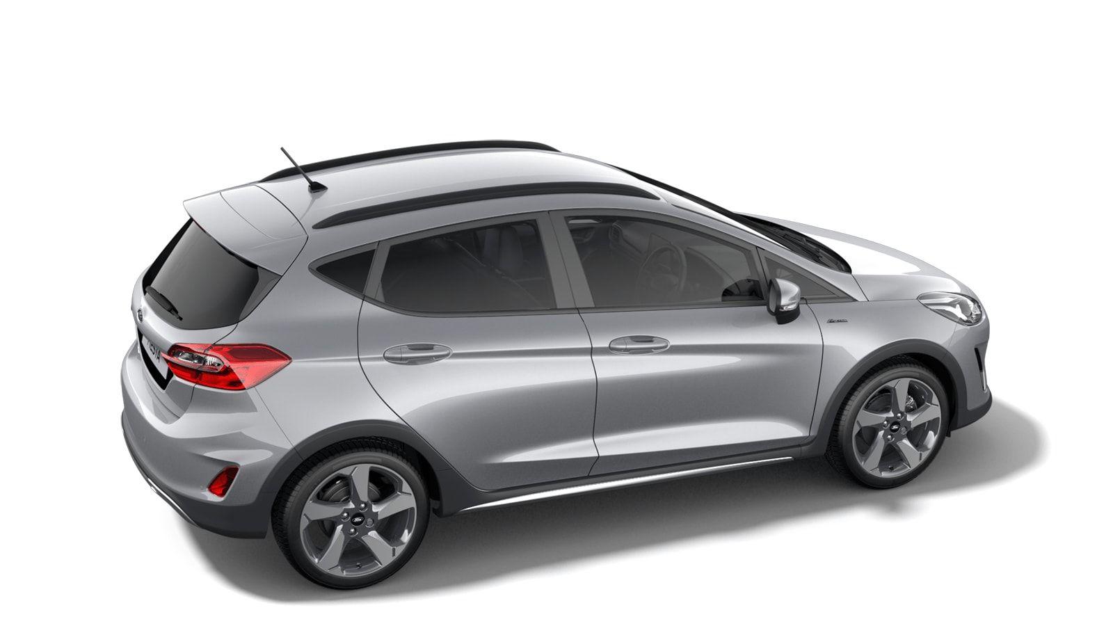 "Nieuw Ford All-new ford fiesta Active 1.0i EcoBoost mHEV 125ps / 92kW M6 - 5d JK6 - Metaalkleur ""Moondust Silver"" 4"