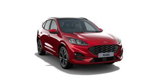 """Nieuw Ford All-new kuga ST-Line X 2.5i PHEV 225pk/165kW - HF45 Auto NYE - """"Lucid Red"""" Exclusieve metaalkleur"""