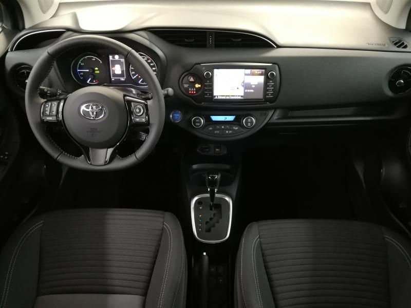 Demo Toyota Yaris 5 d. 1,5 Hybrid e-CVT Comfort & Pack Y-C 1G2 - PLATINIUM BRONZE METALLIC 5