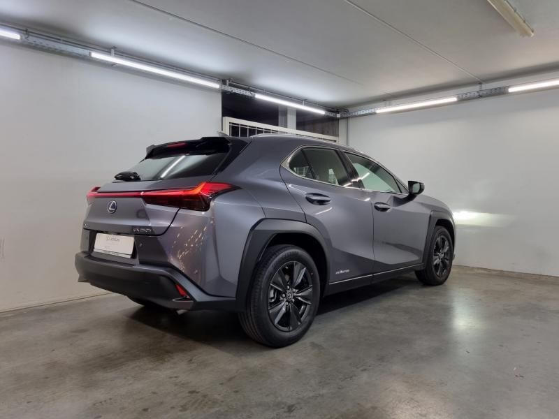 Demo Lexus Ux Crossover 2.0L HEV E-CVT 2WD Business Li 1H9 - Mercury Grey 3