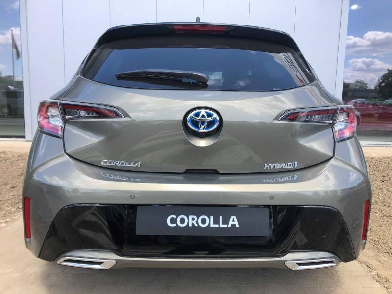 Nieuw Toyota Corolla hb & ts Hatchback 2.0 HYBRID e-CVT Premium LHD 2RF - OXIDE BRONZE/BLACK ROOF 5