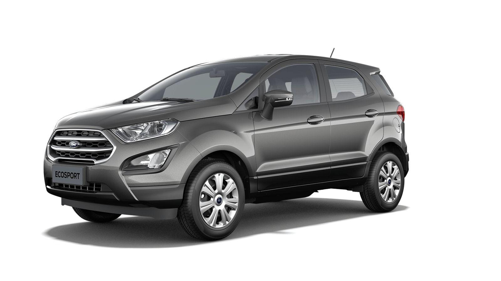 "Nieuw Ford New ecosport Connec 1.0i EcoBoost 100pk / 74kW M6 5d 6GQ. - Speciale metaalkleur ""Magnetic"" 1"