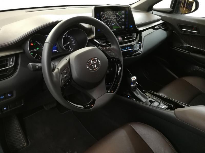 Occasie Toyota Toyota c-hr 5 d. 1.8 CVT HSD TC C-HIC LHD 1K0 - METAL STREAM 4