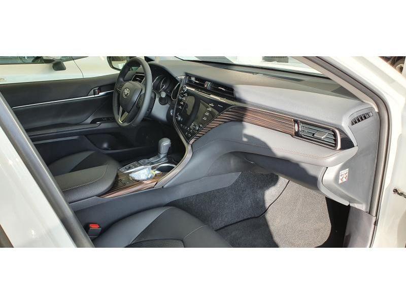 Nieuw Toyota Camry Sedan 2.5 Hybrid e-CVT Premium LHD 089 - WHITE PEARL MC 6