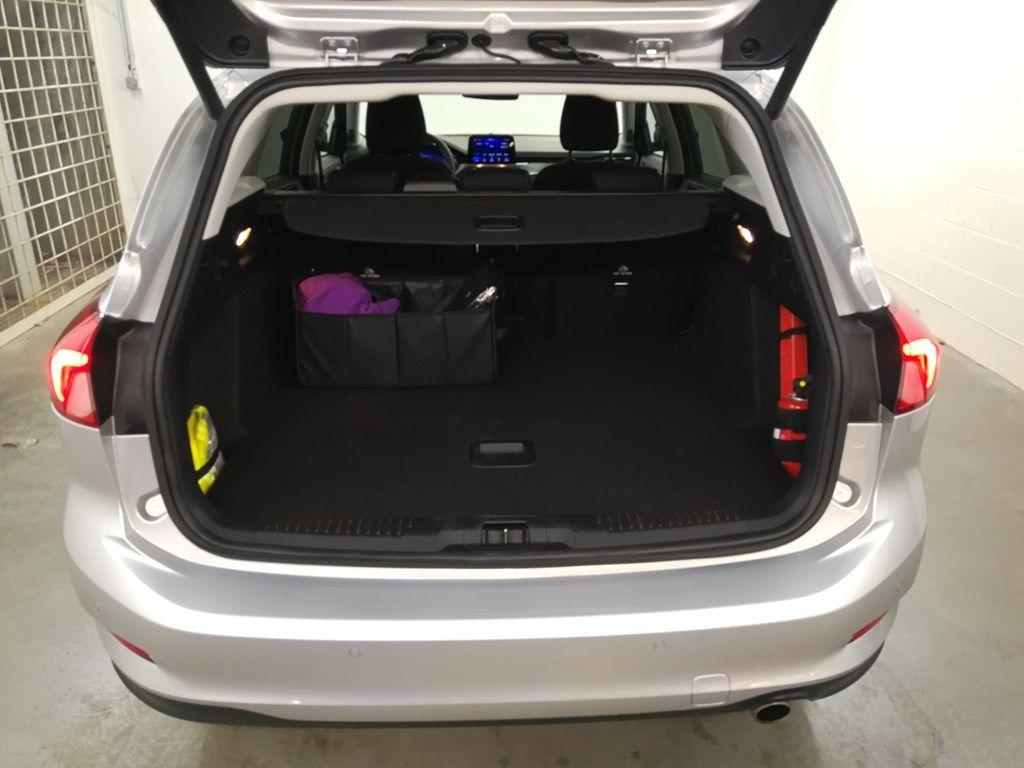 "Demo Ford Focus Tit X 1.5 EcoBlue 120pk A8 CL FCO - ""Moondust Silver"" Metaalkleur 8"