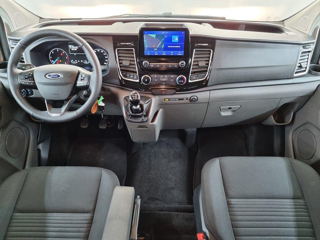 Occasie Ford Transit custom 320L Multi use: bestelwagen met dubbele cabine L2 Limited M6 6