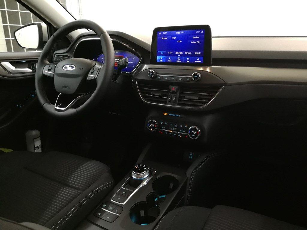 "Demo Ford Focus Tit X 1.5 EcoBlue 120pk A8 CL FCO - ""Moondust Silver"" Metaalkleur 10"