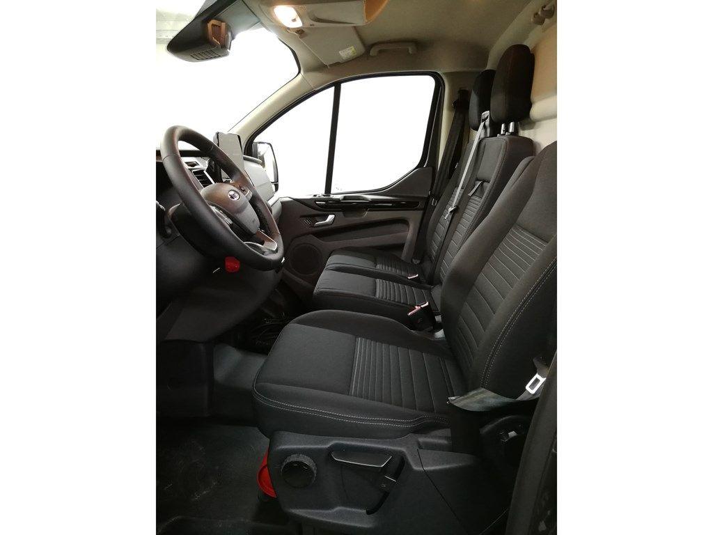 Demo Ford Transit custom 340S  Bestelw L1 lim 92/125pHEV BYQ - Metaalkleur: Magnetic 4