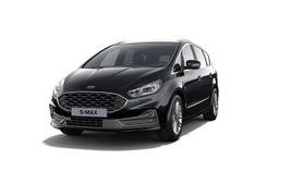 "Nieuw Ford S-max Vignale 2.0 TDCi 190pk / 139kW Auto-Start-Stop A8 - 5d 9I6 - ""Agate Black Vignale"" metaalkleur"