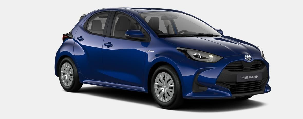Nieuw Toyota Yaris 5 d. 1.5 Hybrid e-CVT Dynamic LHD 8W7 - COBALT BLUE METALLIC 3