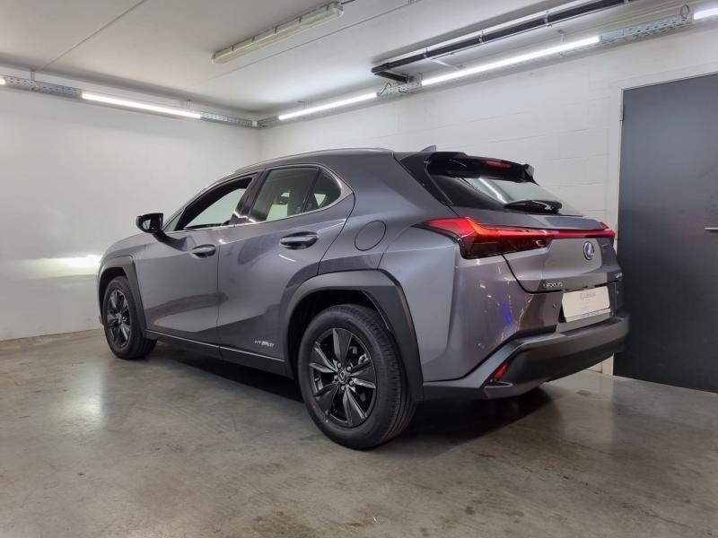 Demo Lexus Ux Crossover 2.0L HEV E-CVT 2WD Business Li 1H9 - Mercury Grey 4