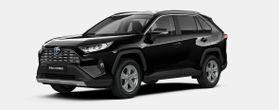 Nieuw Toyota Rav4 5 d. 2.5 Hybrid 2WD e-CVT Dynamic Plus L 218 - BLACK MICA