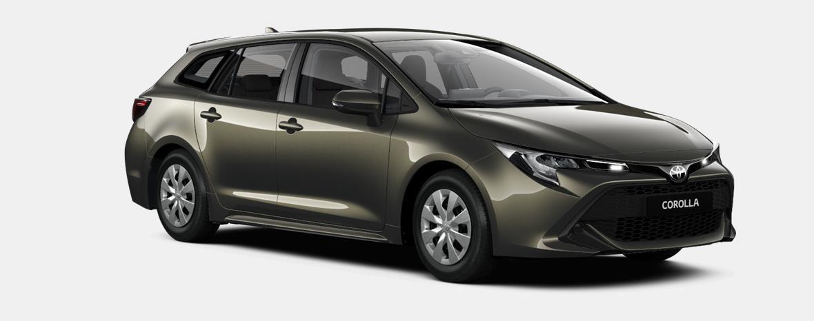 Nieuw Toyota Corolla hb & ts Touring Sports 2.0 e-CVT Hybrid CVT Prem 6X1 - OXIDE BRONZE METALLIC 2