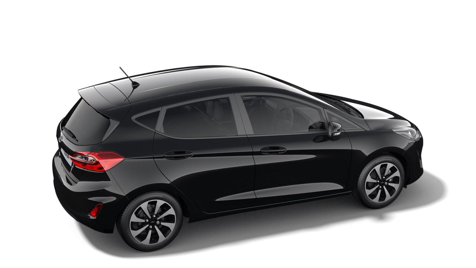 "Nieuw Ford All-new ford fiesta Connected 1.0i EcoBoost 95pk / 70kW M6 - 5d JKD - Metaalkleur ""Agate Black"" 2"