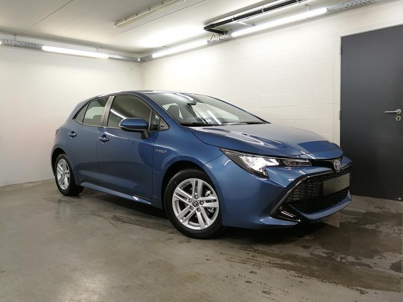 Occasie Toyota Corolla hb & ts Touring Sports 1.8HYBRID e-CVT ACTIVE TECH 2