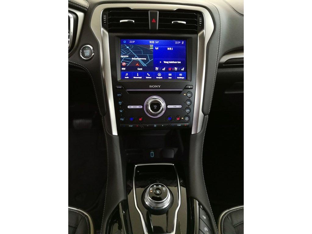 "Demo Ford Mondeo Vignale 2.0 Ecoblue 190ps / 139kW A8 Cl RJ2 - ""Blue Panther Vignale"" speciale metaalkleur 7"