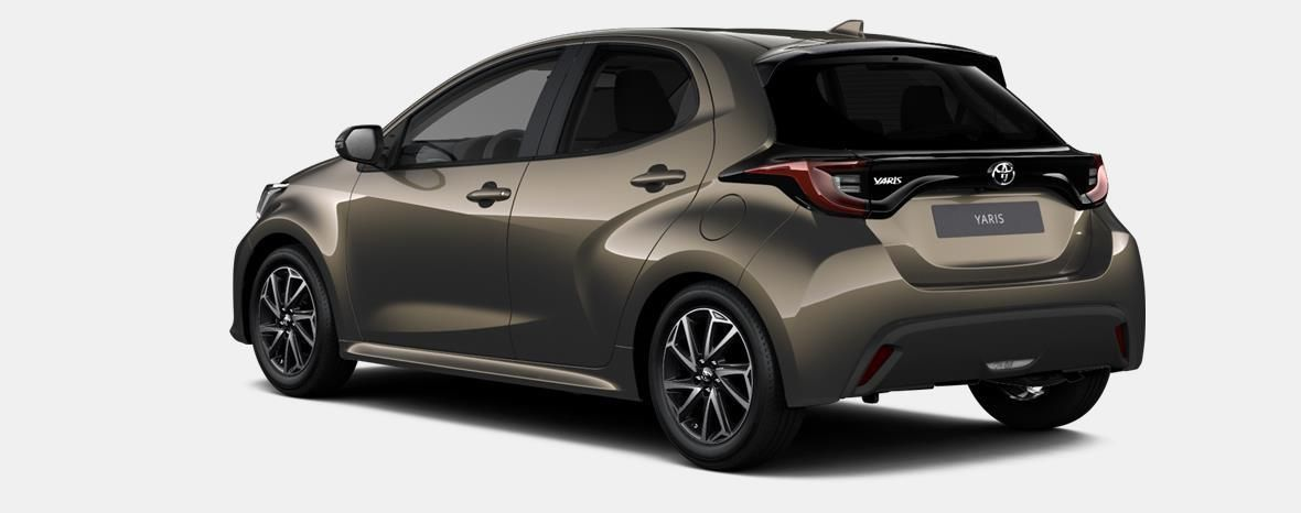 Nieuw Toyota Yaris 5 d. 1.5 VVT-iE 6MT Dynamic LHD 6X1 - OXIDE BRONZE METALLIC 3