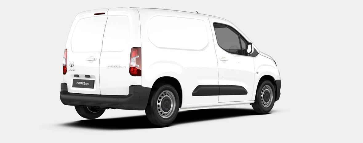 Nieuw Toyota Proace city Panel Van SWB 1.5L Diesel 100hp MT Activ EWP - WHITE 3