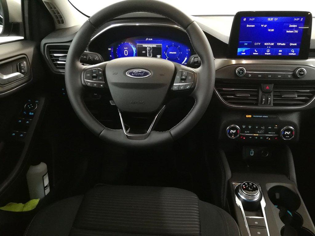 "Demo Ford Focus Tit X 1.5 EcoBlue 120pk A8 CL FCO - ""Moondust Silver"" Metaalkleur 3"
